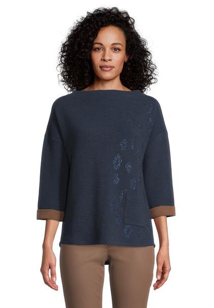 Betty Barclay sweater 2048-2604 in het Bruin
