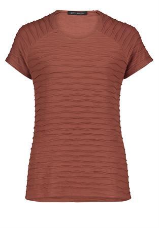 Betty Barclay t-shirts 2008-2524 in het Camel
