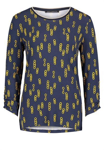 Betty Barclay t-shirts 2043-1131 in het Marine