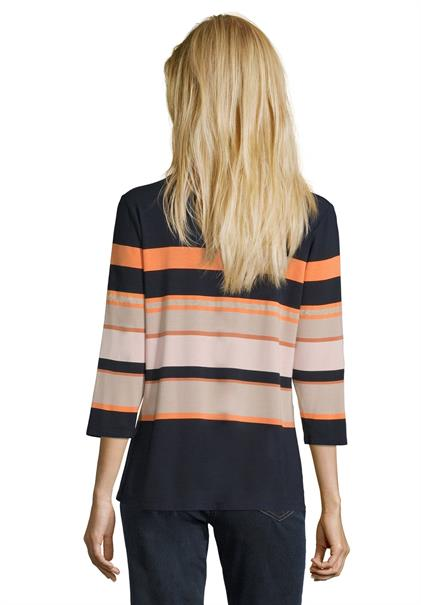 Betty Barclay t-shirts 2052-1192 in het Multicolor