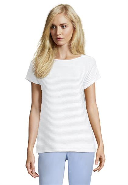 Betty Barclay t-shirts 2145-1476 in het Wit