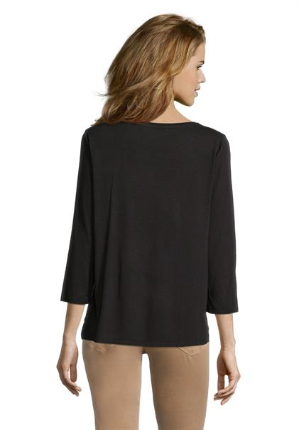 Betty Barclay t-shirts 2274-1605 in het Zwart