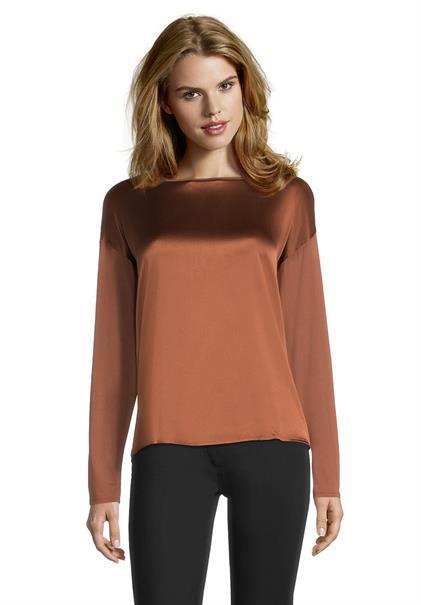 Betty Barclay t-shirts 2276-1607 in het Camel
