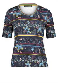Betty Barclay t-shirts 23241654 in het Donker Blauw