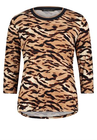 Betty Barclay t-shirts 23471745 in het Camel