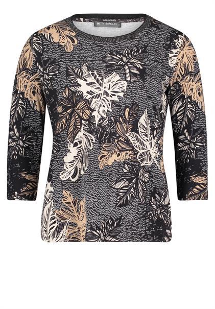Betty Barclay t-shirts 23631735 in het Zwart