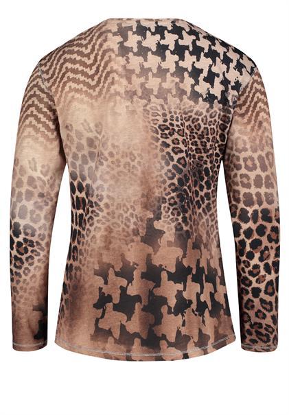 Betty Barclay t-shirts 2410-1968 in het Camel