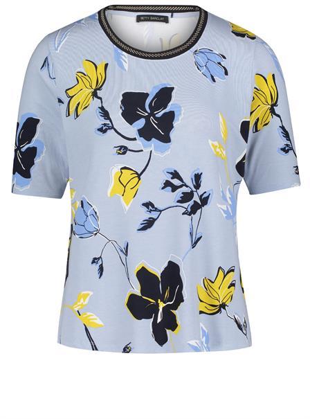 Betty Barclay t-shirts 2700-2084 in het Licht Blauw