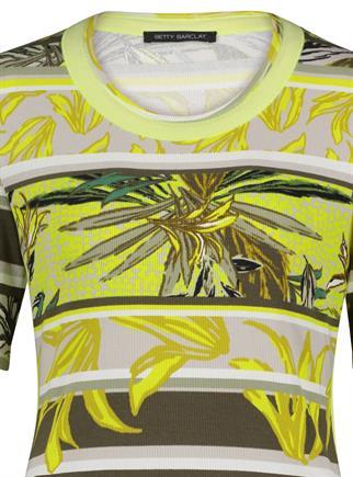 Betty Barclay t-shirts 2773-2245 in het Groen