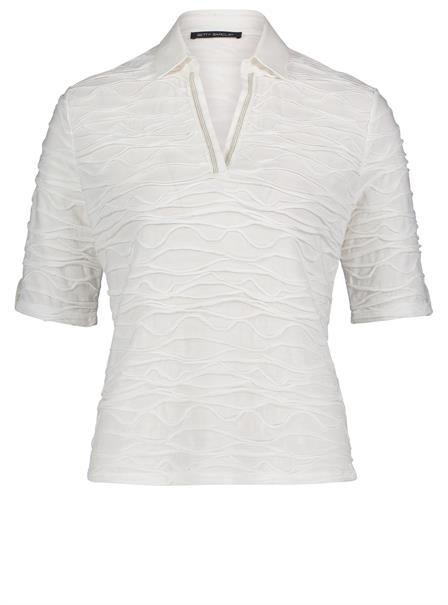 Betty Barclay t-shirts 27792231 in het Offwhite