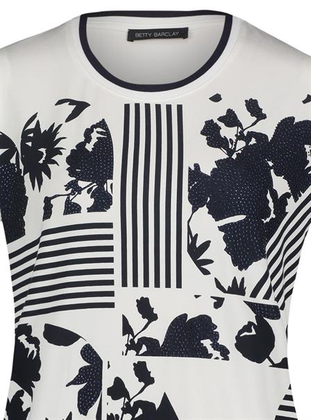 Betty Barclay t-shirts 28102264 in het Wit
