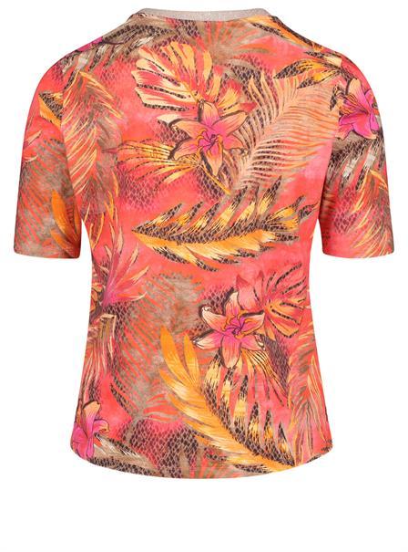 Betty Barclay t-shirts 2816-2268 in het Oranje