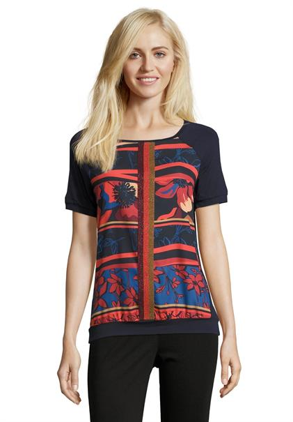 Betty Barclay t-shirts 4618-0515 in het Multicolor