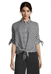 Betty Barclay t-shirts 8078-1459 in het Wit/Zwart