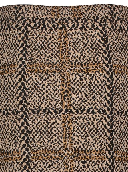 Betty Barclay trui 9218-2606 in het Zwart / Bruin