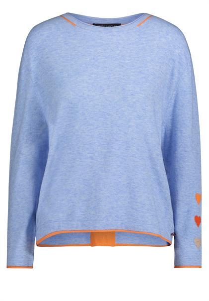 Betty Barclay truien 5050-1171 in het Licht Blauw