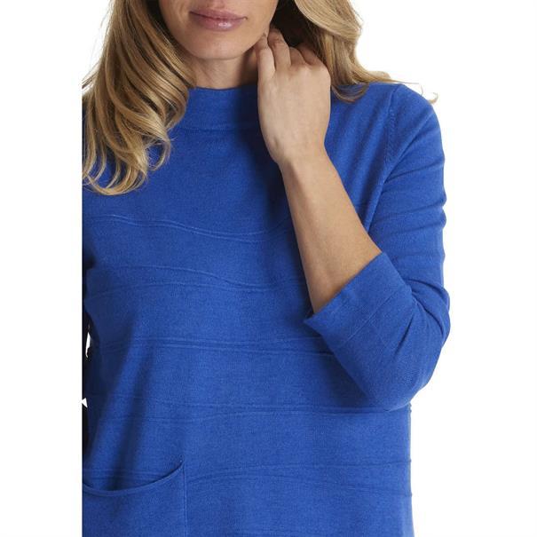 Betty Barclay truien 6705-0422 in het Kobalt