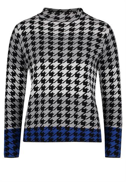 Betty Barclay truien 6709-0436 in het Zwart / Wit