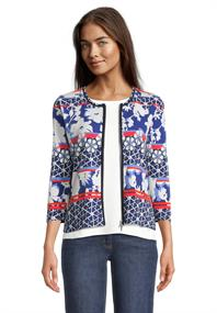 Betty Barclay vest 2811-2265 in het Blauw