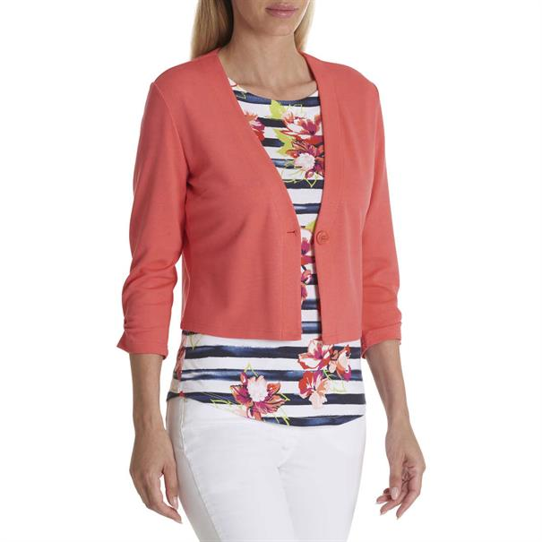 Betty Barclay vest 3918-2936 in het Rood