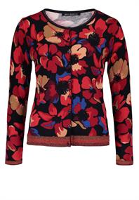 Betty Barclay vesten 6603-0402 in het Rood