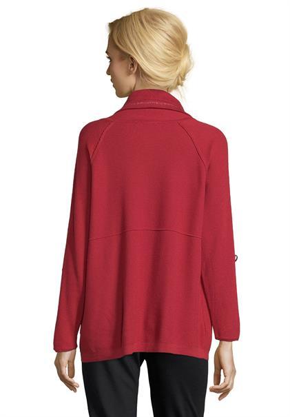 Betty Barclay vesten 6742-0454 in het Rood