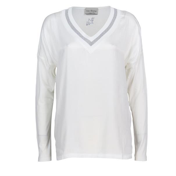 blouse 959865 in het Ecru