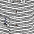 Blue Industry casual overhemd 1074-82 in het Groen