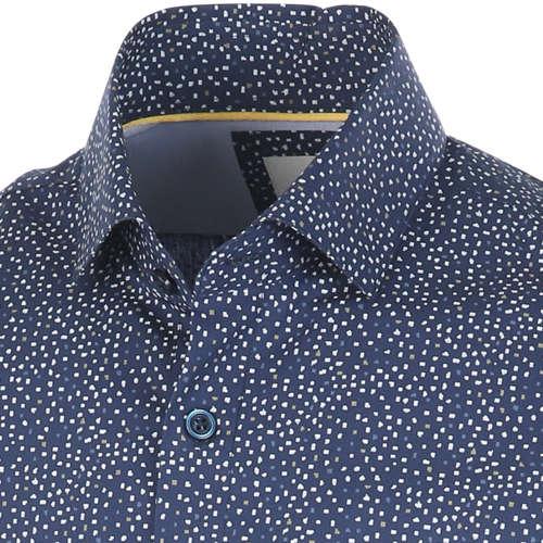 Blue Industry casual overhemd Slim Fit 1158.92 in het Marine