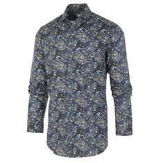 Blue Industry casual overhemd Slim Fit 1255.92 in het Denim