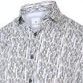 Blue Industry casual overhemd Slim Fit 2013.21 in het Ecru