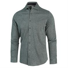 Blue Industry casual overhemd Slim Fit 2175.22 in het Mint Groen