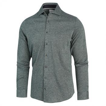 Blue Industry casual overhemd Slim Fit 2175.22 in het Mint Groen