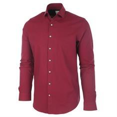 Blue Industry overhemd 1146.92 in het Rood
