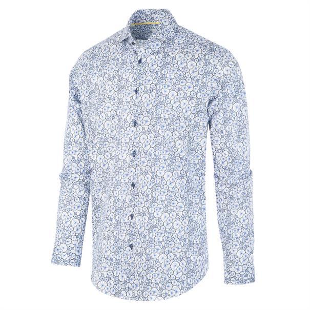 Blue Industry overhemd 1262.92 in het Wit