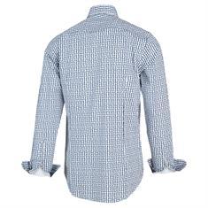 Blue Industry overhemd 2109.22 in het Marine