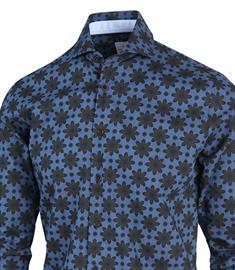 Blue Industry overhemd 2117.22 in het Licht Denim