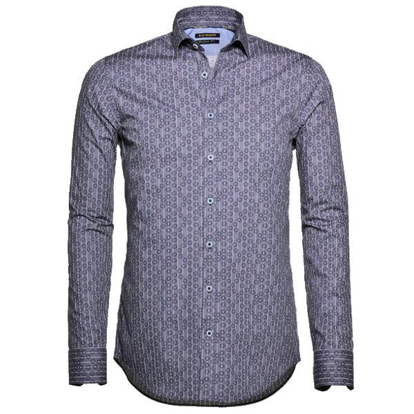 Blue Industry overhemd 778.62 in het Donker Blauw