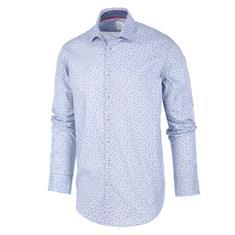 Blue Industry overhemd Slim Fit 1293.92 in het Marine