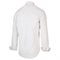 Blue Industry overhemd Slim Fit 2004.21 in het Wit