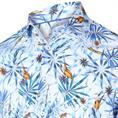 Blue Industry overhemd Slim Fit 2046.21 in het Marine
