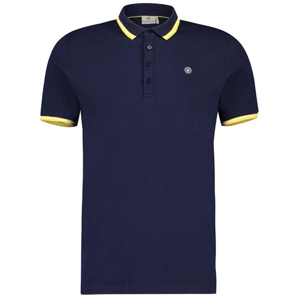 Blue Industry polo's kbis19-m21 in het Donker Blauw