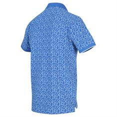 Blue Industry t-shirts KBIS20-M34 in het Kobalt