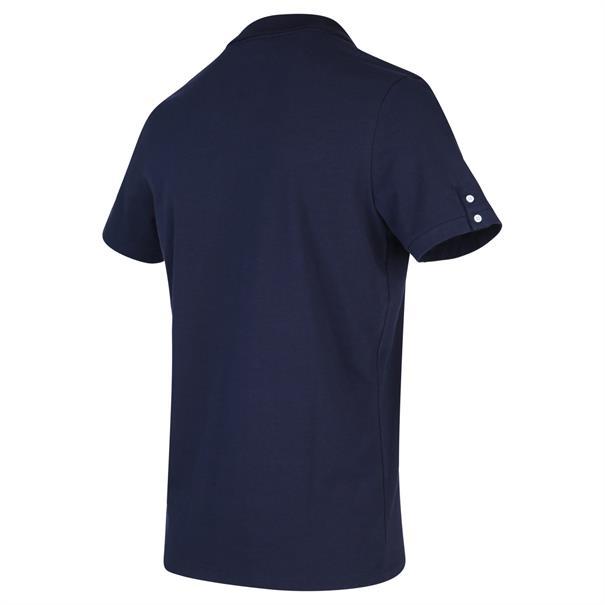Blue Industry t-shirts Slim Fit KBIS20-M32 in het Marine