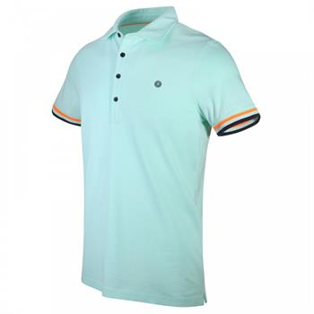 Blue Industry t-shirts Slim Fit KBIS20-M80 in het Mint Groen