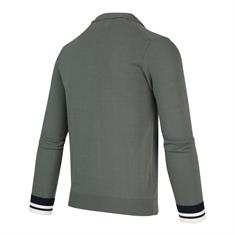 Blue Industry truien Slim Fit KBIS20-M23 in het Groen