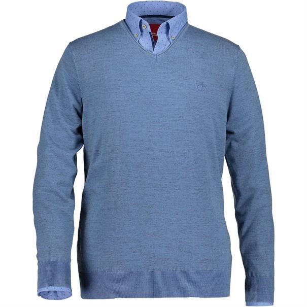 Bluefields trui 12138001 in het Blauw