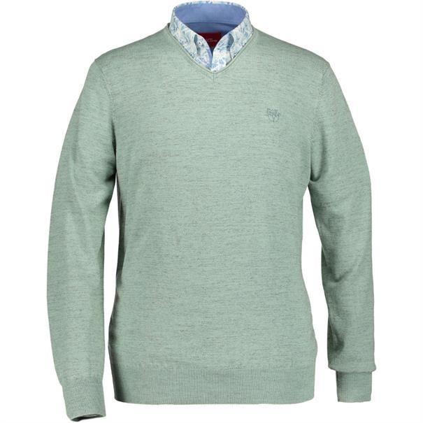 Bluefields trui 12138001 in het Mint Groen