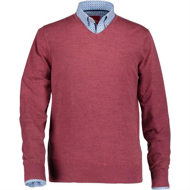 Bluefields trui 12138001 in het Rood