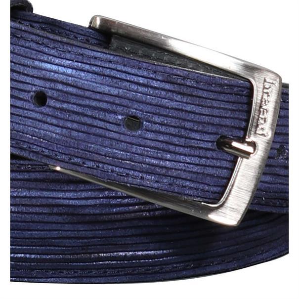 Braend riem 3500-16085 in het Donker Blauw